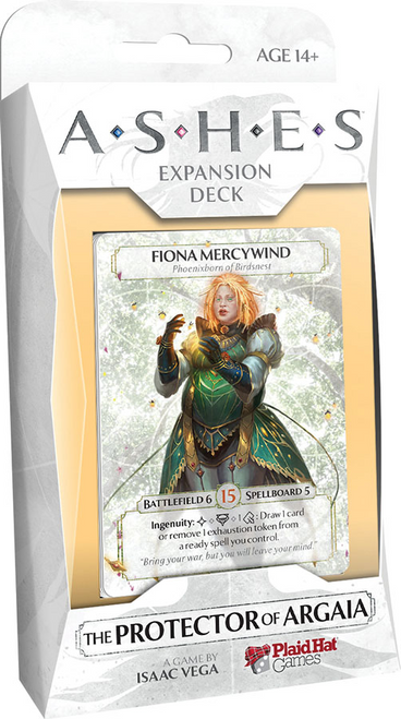 Ashes: Protector of Argaia Expansion