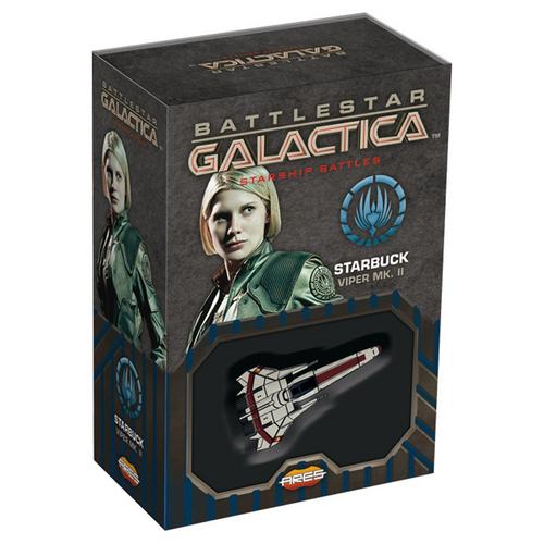 Battlestar Galactica: Spaceship Pack - Starbuck's Viper MK. II