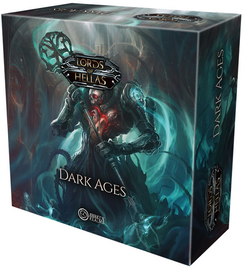 Lords of Hellas: Dark Ages - 5th Player Expansion