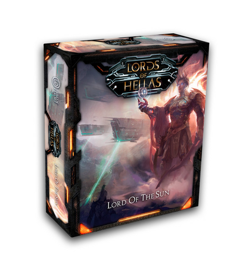 Lords of Hellas: Lord of the Sun Expansion
