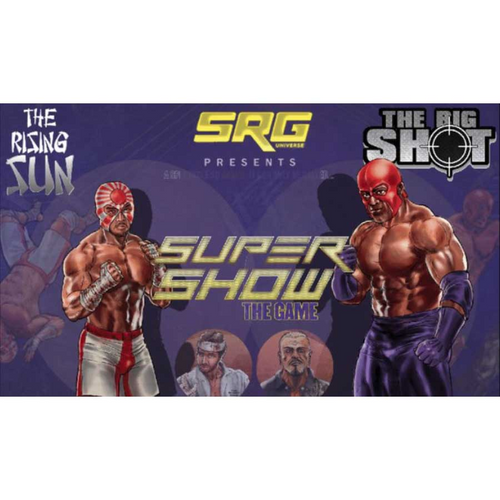 The Supershow: Rising Sun Vs Big Shot