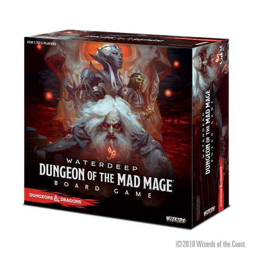 Dungeons & Dragons: Waterdeep: Dungeon of the Mad Mage Standard Edition