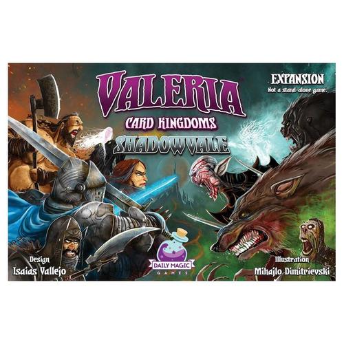 Valeria: Card Kingdoms - Shadowvale Expansion