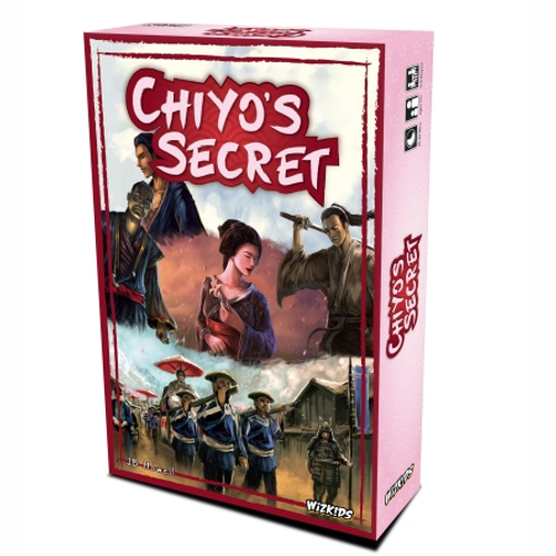 Chiyo's Secret