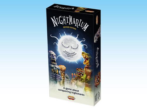 Nightmarium: Revised Edition