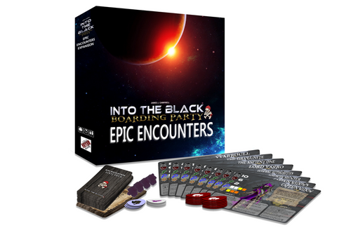 Into the Black: Boarding Party - EPIC Encounters