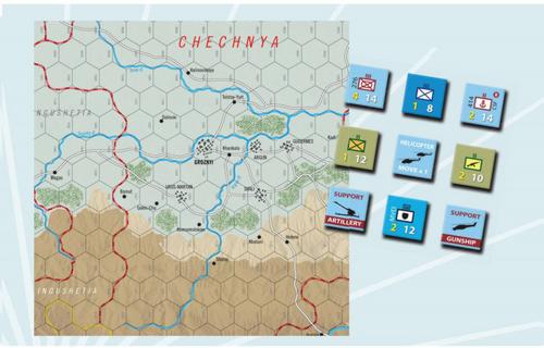 Modern War 40: Chechen War 1994-1996