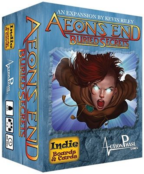 Aeon's End: Buried Secrets Expansion ( second edition)