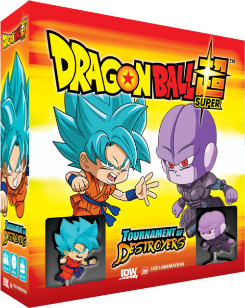 Dragon Ball Super: Tournament of Destroyers