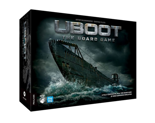 U-BOOT: The Board Game