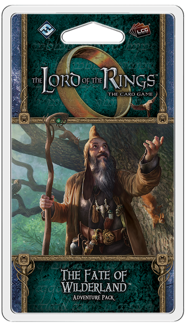 The Lord of the Rings LCG: The Fate of the Wilderland
