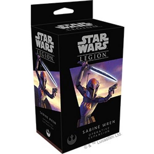 Star Wars: Legion Sabine Wren Operative Expansion