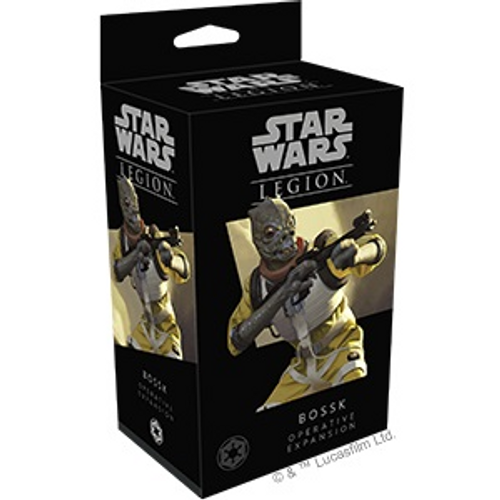 Star Wars: Legion Bossk  Operative Expansion
