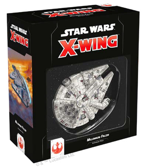 Star Wars X-Wing: 2nd Edition - Millennium Falcon Expansion Pack