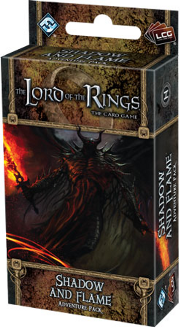 The Lord of the Rings LCG: Shadow and Flame