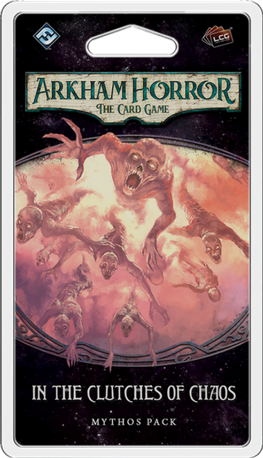 Arkham Horror: The Card Game - In the Clutches of Chaos