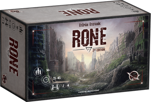 RONE ( second edition )