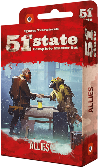 51st State: Master Set Allies