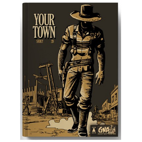 Graphic Novel Adventures: Your Town