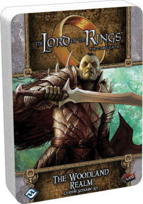 The Lord of the Rings LCG: The Woodland Realm Custom Scenario Kit