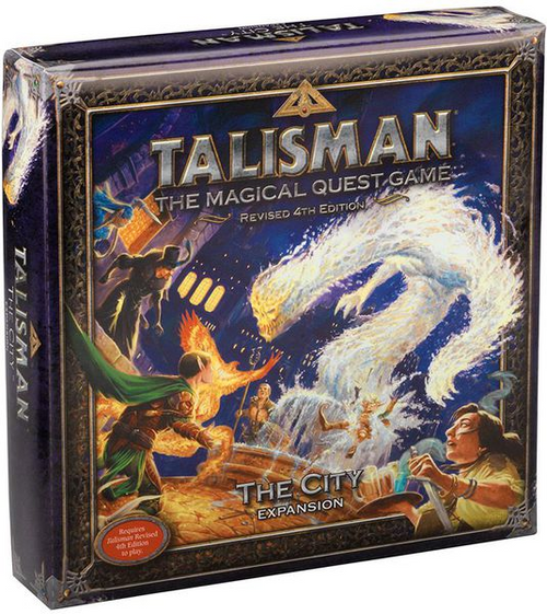 Talisman Revised 4th Edition: The City Expansion