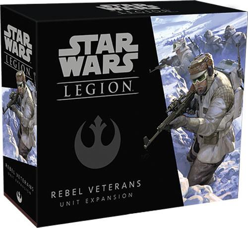 Star Wars: Legion Rebel Veterans Unit Expansion