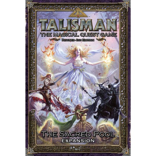 Talisman Revised 4th Edition: The Sacred Pool  Expansion