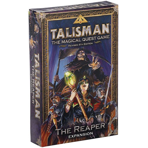 Talisman Revised 4th Edition: The Reaper Expansion