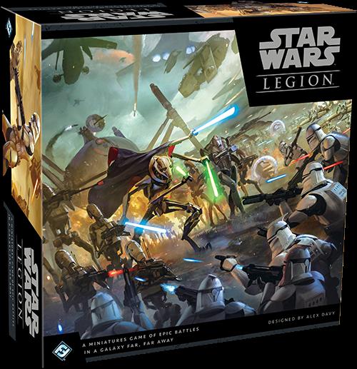 Star Wars: Legion - Clone Wars