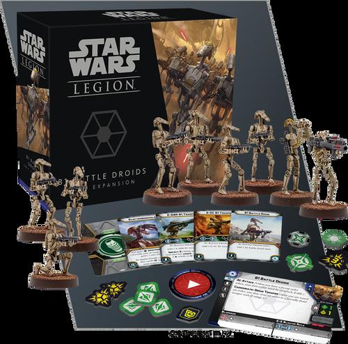 Star Wars: Legion -  Battle Droids Unit Expansion