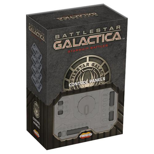 Battlestar Galactica: Accessory Pack - Control Panels