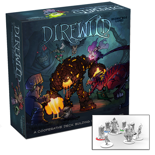 Direwild: Miniatures Version
