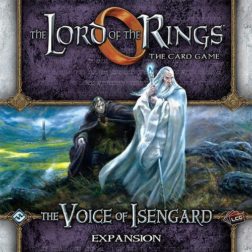 The Lord of the Rings LCG: The Voice of Isengard