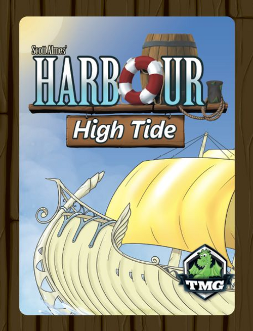 Harbour: High Tide