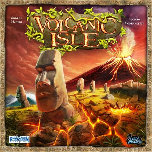 Volcanic Isle