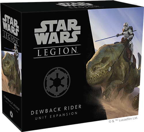 Star Wars: Legion Dewback Rider Unit Expansion