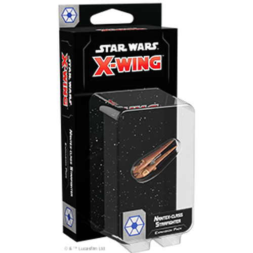 Star Wars X-Wing: 2nd Edition - Nantex-class Starfighter Expansion Pack