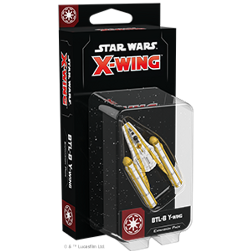Star Wars X-Wing: 2nd Edition -BTL-B Y-Wing Expansion Pack