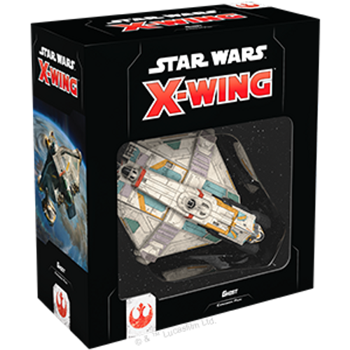 Star Wars X-Wing: 2nd Edition -Ghost Expansion Pack