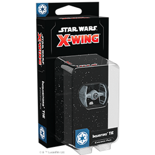 Star Wars X-Wing: 2nd Edition -Inquisitors` TIE Expansion Pack