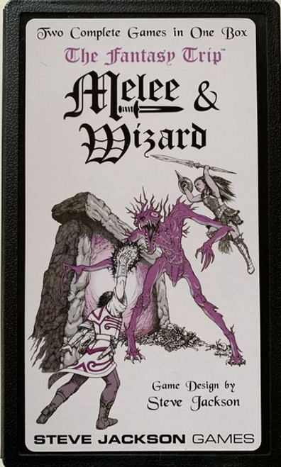 The Fantasy Trip: Melee and Wizard