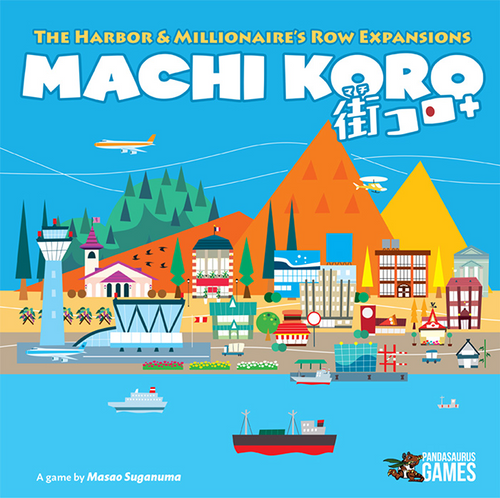Machi Koro: 5th Anniversary Expansions