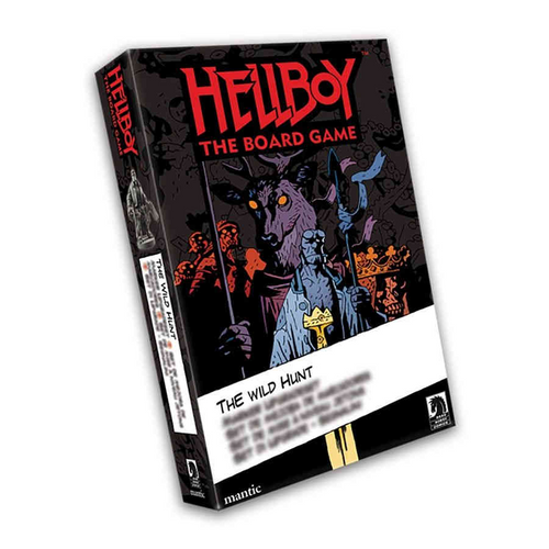 Hellboy: The Board Game – The Wild Hunt