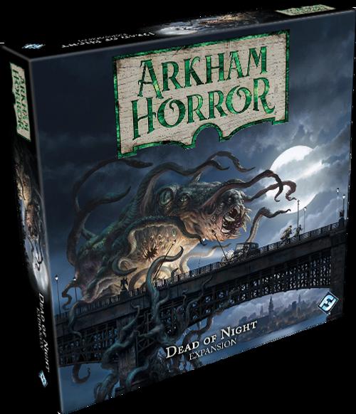 Arkham Horror ( 3rd Edition ): Dead of Night