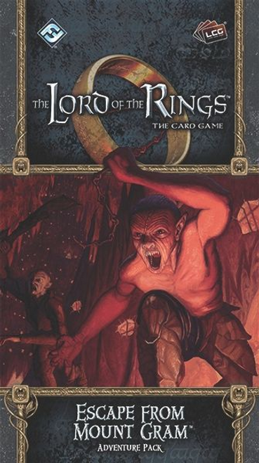 The Lord of the Rings LCG: Escape from Mount Gram