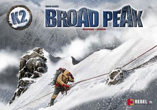 K2: Broad Peak Expansion