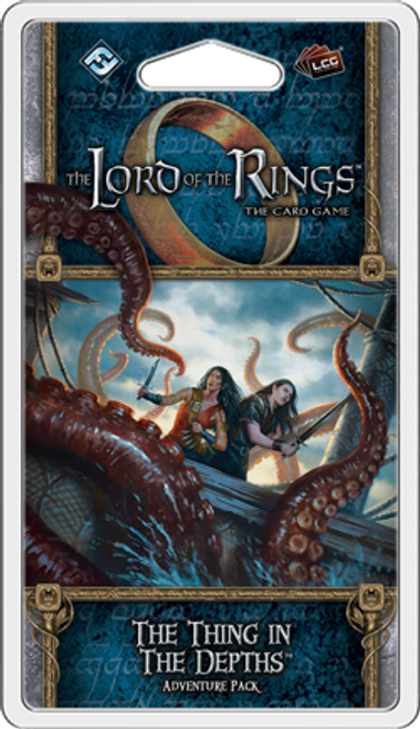 The Lord of the Rings LCG: The Thing in the Depths