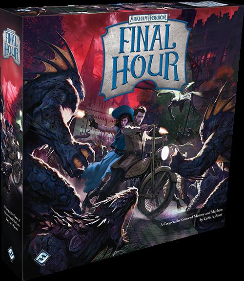 Arkham Horror: Final Hour