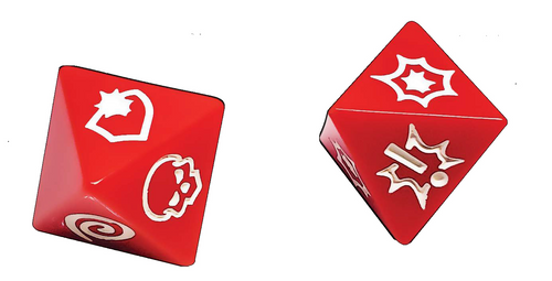 Marvel: Crisis Protocol - Dice Pack
