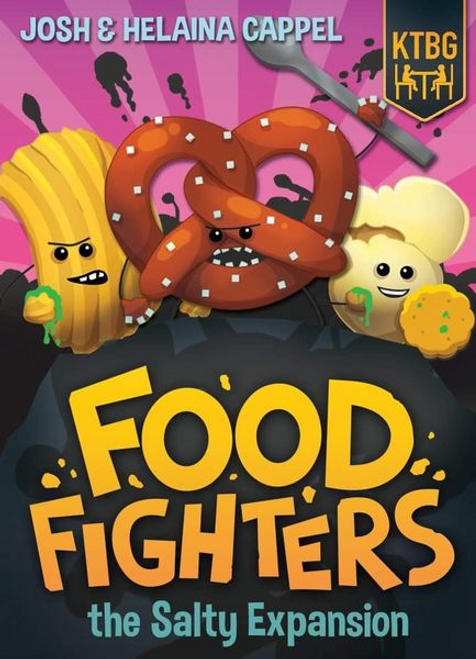 Foodfighters Salty Expansion